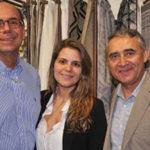 1ª Mostra Emporio Beraldin Ipanema - Arnaldo Danemberg, Paloma Danemberg e Zeco Beraldin
