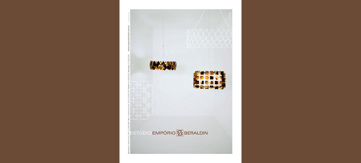 Campanha 2007 - Coleção Touch and Senses
