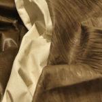 Coleção 2010 - Couros Caviar e Plissado