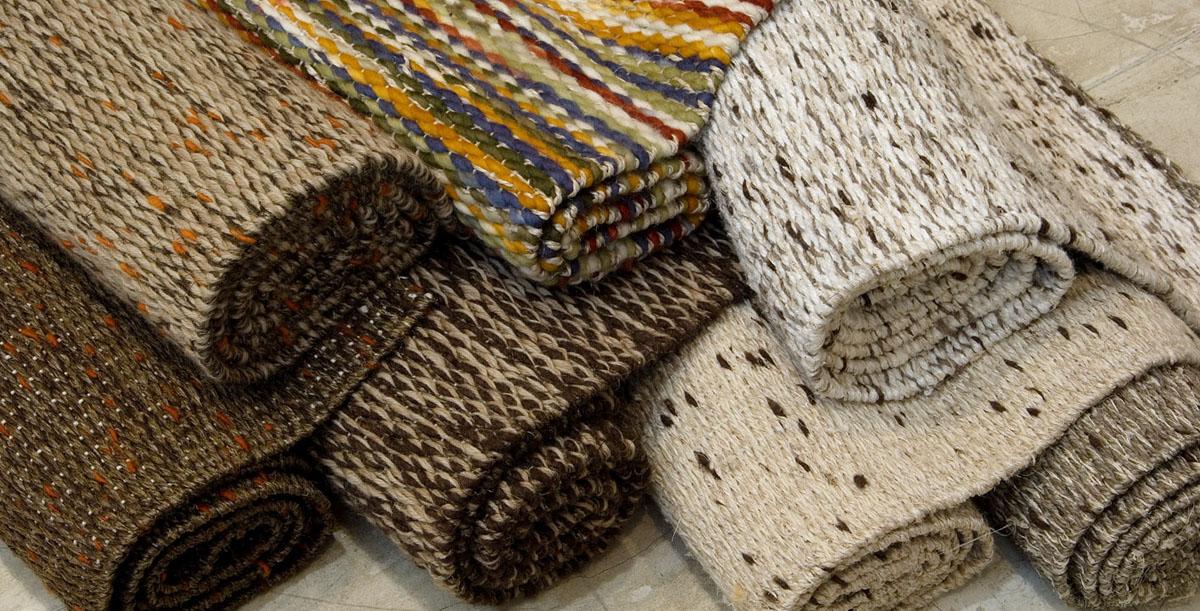 Coleção 2008 In-Fluências - Tapetes