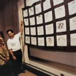 Renato Imbroisi e Hisako Kawakami